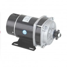 600W 36V Electric Motor for Bicycle Permanent Magnet DC Brush Motor MY1120ZXF for E-Tricycle