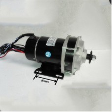 650W 36V Electric Motor for Bicycle Permanent Magnet DC Brush Motor MY1122ZXF for E-Tricycle
