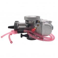Universal Pwk 38mm Carburetor for 2T/4T Motorcycle Engine Scooter UTV ATV