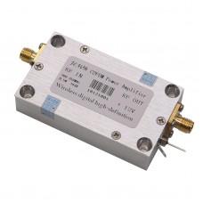 500mw Power Amplifier 300-550MHz 0.5W for DVB-T COFDM Digital Wireless Transmission Telemetry