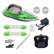 Mini Remote Control RC Wireless Fishing Lure Bait Boat For Fish Finder 300M Max