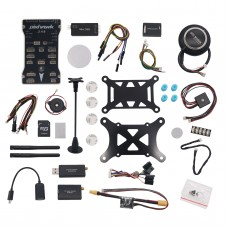 PX4 Pixhawk 2.4.8 32 Bit Flight Controller with Telemetry M8N GPS Minim OSD PM Buzzer I2C PPM