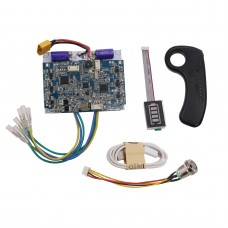 6S 24V Electric Skateboard Controller Dual Motor Driven Type with Remote ESC Substitute