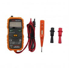 Automatic Multimeter Digital Voltmeter Ammeter AC DC Voltage Resistance Tester MS8231
