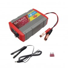 1200W Power Inverter Sine Wave DC 12V to AC 220V Maximum Output Voltage 500V + Manual Switch