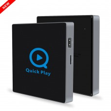 QII Smart TV Box 4K 2+32G Media Player HD 1080P OS for Android 7.1 S912