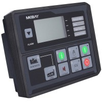 Generator Controller for Diesel/Gasoline/Gas Genset Start Stop Parameters Monitoring DC40D MK3
