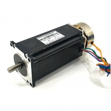 57 Stepper Motor Nema23 2-Phase 4-Lead 4A 2.8N.M motor for CNC XYZ 57BYGH76-4204A-SC