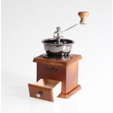 Manual Coffee Grinder Antique Coffee Mill Grinding Machine Retro Design