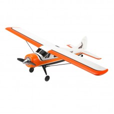 5CH 2.4G 3D 6G System RC Glider RC Plane Airplane Brushless Motor XK DHC-2 A600