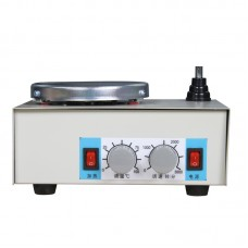 Hot Plate Magnetic Stirrer Mixer Stirring Laboratory Adjustable Speed & Temperature CJJ79-1