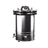 18L Pressure Steam Sterilizer 220V Stainless Steel XFS-280CB