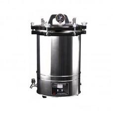 24L Pressure Steam Sterilizer 220V Stainless Steel XFS-280CB+