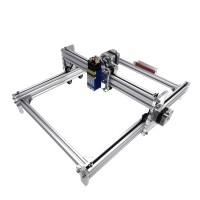 Laser Engraver Machine+500mw Blue Purple Laser Head Laser Machine Wood Router for Cutting Engraving