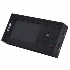 Video Capture Card Recorder MP3 MP4 Player Analog to Digital Converter 3'' LCD IR Remote