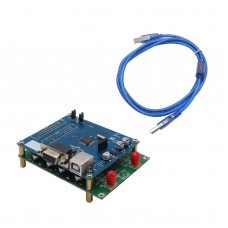 AD9910 V3 Module 1G DDS Development Board RF Signal Source support Offical Software