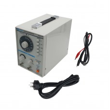 TAG-101 Audio Generator Function 10 to 1Mhz Precision Signal Low Frequency Signal Generator