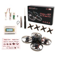Mobula7 75mm Crazybee F4 Pro OSD 2S Whoop FPV Racing Drone 700TVL Camera Basic Version Frsky Non-EU