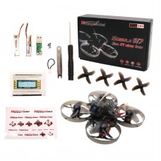 Mobula7 75mm Crazybee F3 Pro OSD 2S Whoop FPV Racing Drone 700TVL Camera Basic Version Frsky Non-EU