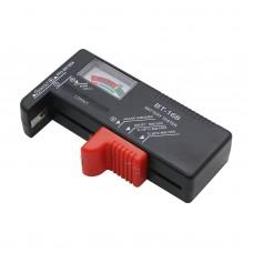 Battery Tester Pointer Power Tester Battery Capacity Checker BT168