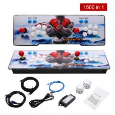 1500 In 1 Arcade Video Game Console Two Player HDMI VGA