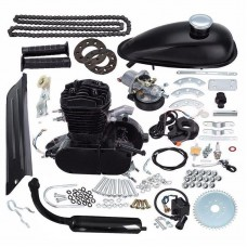 80cc Engine Motor Kit Gas Engine 2-Stroke for Motorized Bicycle Bike DIY