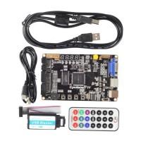 Altera Cyclone IV FPGA Development Board EP4CE6E22C8N + Altera USB Blaster Programmer