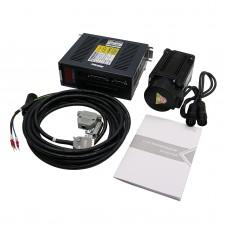 750W AC Servo Motor Kit 2.39N.M. 0.75KW Motor 80ST-M02430 + Servo Driver