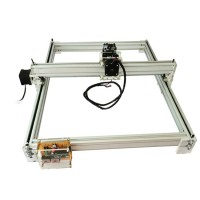 Mini Laser Engraving Machine Desktop Carving Area 40*50cm Self-Assembly Needed 4050-2500MW