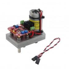 High Torque Servo DC12-24V 380kg.cm 360 Degree Non-Contact Magnetically Encoded Servo ASME-MRB