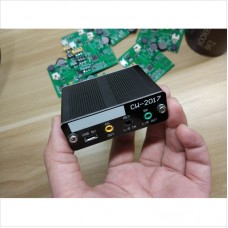 CW2017 Automatic Key Hand Button CW Interface Box for UV Handpiece Audio