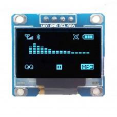 "0.96"" I2C OLED Display Module 128x64 OLED Display for Arduino LCD Screen Display Module"