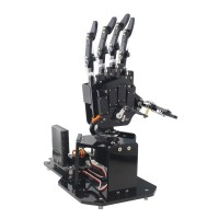 Open Source Bionic Robot Hand Right Hand Five Fingers uHand2.0 for Arduino Version