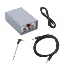 88-108MHZ MP3 FM Transmitter 100m-200m + Power + Audio cable+ Antenna