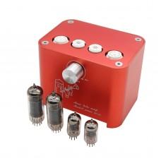 APPJ 6J1 6P1 Mini Vacuum Tube Amplifier Stereo HiFi Desktop Power Amp 3W+3W