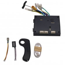 10S 36V Electric Skateboard Controller Longboard + Remote Control Dual Motors ESC Substitute Kit