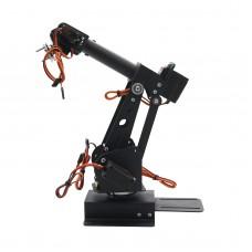 6-Axis Robot Arm Robotic Arm Industrial Mechanical Arm + 4pcs MG996R Servos + 2pcs MG90S Servos