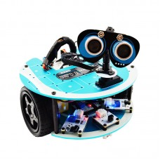 Programmable Smart Robot Car Kit UNO R3 DIY Starter Kit Assembly Needed Altar 1S Upgrade Version