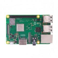 For Raspberry Pi 3B+ Board 1.4GHz Quad-Core 64-Bit Process WiFi Bluetooth & USB Port Only Board