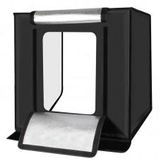 40cm Foldable Portable Photo Studio Light Box Lighting Shoot Tent Box Adjustable Lightness 30W