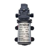DC12V 80W 6L/min Micro Diaphragm Pump Pressure Switch for Agriculture Car Washing 3210YD-12-80