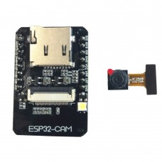 ESP32-CAM Development Board WiFi + Bluetooth Module ESP32 Serial to WiFi + OV2640 Camera Module