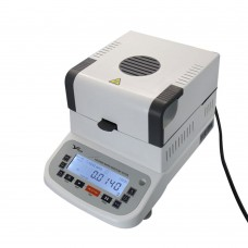 0.005-120g Moisture Analyzer 400W 220V with LCD Screen for Food Grains Industrial Use LGD-805A
