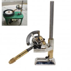 Gem Faceting Machine Jewelry Gem Faceting Equipment Angle Polisher Mechanical Arm (64 Dial Scale)