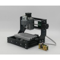 3Axis Mini CNC Engraving Machine CNC Laser Engraver 18*10cm GRBL Control USB Port Finished 1610PRO