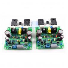 Power Amplifier Board Audio Amplifier Board 50-150W Finished E210 Improved Version (L6)