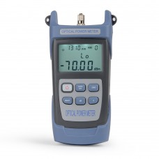 Optical Power Meter Optional -70 to 10dbm/ -50 to 26dbm Support Universal/FC/SC/ST Connector NK300