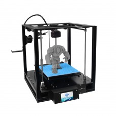 3D Printer Sapphire S Power Resume Keep Printing+Auto Leveling+Material Shortage Alarm +Base Plate+Acrylic