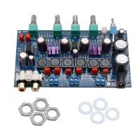 2.1 TPA3116 Hifi Class D Digital Amplifier Board 100W + 50W + 50W 50mA 12V-25V