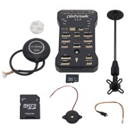 Pixhawk PX4 2.4.6(2.4.5) 32 bit ARM Flight Controller with M8N GPS and Folding Holder for RC Multicopter